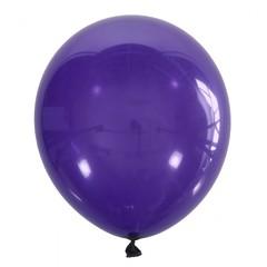 №185  Декоратор. Фиолетовый. С гелием. 30 см.