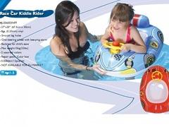 Круг для плавания младенцев Race Car Kiddie Rider JL036003NPF