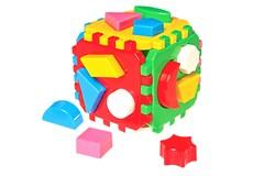 """Развивающая игрушка куб """"Умный малыш ТехноК"""", арт. 0458"""