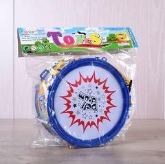 Барабан детский в пакете 6699-27В