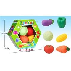 Набор овощей, разделяются на половинки CQS03-4
