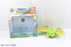Игрушка развивающая Бабочка (свет, звук)
