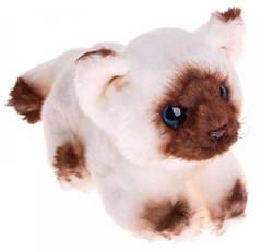 Мягкая игрушка кошка Сима, 12 см