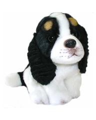 Мягкая игрушка Собака Эля, 16 см