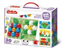 Мозаика для самых маленьких 39 элементов Baby Toys