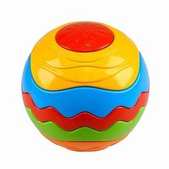 Развивающий шар-пазл Плей го 16815