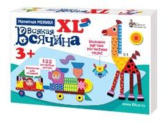 Магнитная мозаика «Всякая всячина» XL 122 эл