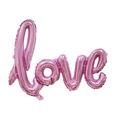 """№006 Надпись """"Love"""" 27 см*105 см."""