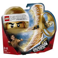 Конструктор LEGO Ninjago 70644 Мастер Золотого дракона