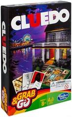 Настольная игра Клуэдо / Cluedo (дорожная)