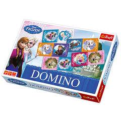 Настольная игра Домино. Холодное сердце