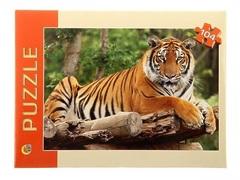 Пазл 104 элемента В мире животных