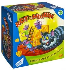 Настольная игра Кот и мыши