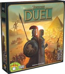 Настольная игра 7 Чудес: Дуэль