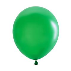 №218 Пастель. Зелёный. С гелием. 30 см.