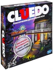 Настольная игра Cluedo (обновленная версия)