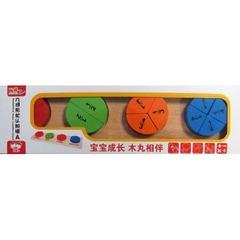 Игрушка развивающая деревянная 5214A