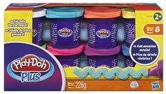 Набор пластилина Play-Doh из 8-ми банок