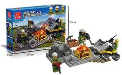 Конструктор Polar Explorers аналог Lego | 130 деталей 20548