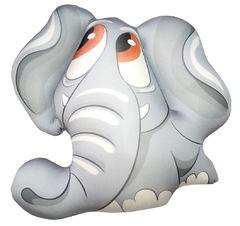 Игрушка антистресс Слон Красавчик