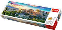 Пазл панорамный Акрополь, Афины, 500 элементов Трефл
