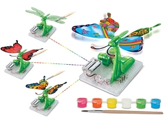 Научный опыт 37207 Насекомое с краскам, на батарейках, в коробке