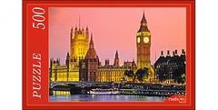 Пазл 500 элементов Лондонский БИГ-БЕН