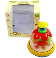 Юла с шариками (детская развивающая игрушка)