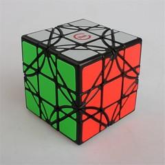 FangShi LimCube Черный (Кубик Рубика ФангШи ЛимКуб 3х3х3 Дрейдел Лимитед