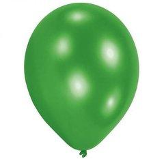 №216  Декоратор. Зелёный. С гелием. 30 см.