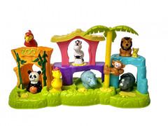 Игровой набор Электронный зоопарк