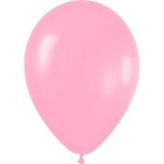 №154 Декоратор. Розовый. С гелием. 30 см.