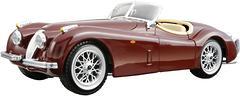 Сборная модель автомобиля Jaguar XK 120 Roadster, 1951 (Ягуар XK120 Родстер) 1:24
