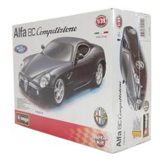 Bburago 18-45114 Сборная модель автомобиля 1:32 СТРИТ ФАЙЕР - Алфа-ромео