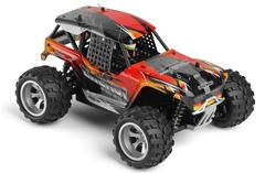 Радиоуправляемая машина WL Toys 18405 4WD 1/18 Коллекторная
