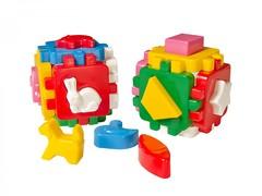 """Развивающая игрушка куб """"Умный малыш Веселая компания ТехноК"""", арт. 1950"""