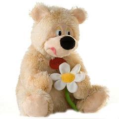 Медведь Феликс 28 см Мягкая игрушка Fancy МВФ01П
