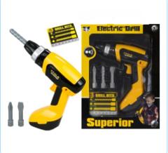 Набор инструментов детский Шуруповерт Electric drill