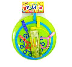 """Мыльные пузыри """"Набор для проведения детского шоу"""""""