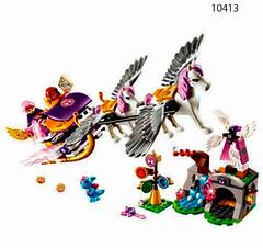 Конструктор Дом драконов Фея (10413)