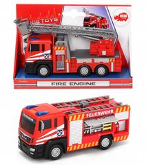 Пожарная машина, 17 см
