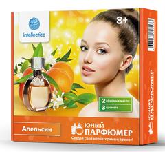 """Набор для создания духов мини """"Апельсин"""", Юный парфюмер"""