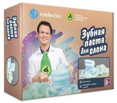 """Набор для экспериментов """"Опыты профессора Николя"""" - Зубная паста для слона"""