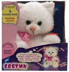 Мягкая игрушка Котик - Светик поет песни