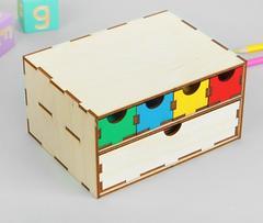"""Волшебный комодик """"Книжные странички"""" деревянная развивающая играП223"""
