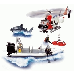 Набор Морской спасатель фрикционный