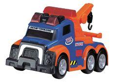 Эвакуатор Tow Truck (свет, звук), 15 см