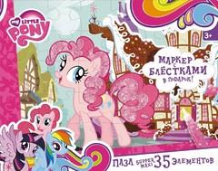 """Пазл-супер макси """"My Little Pony. Пинки Пай"""", 35 элементов, Оригами"""