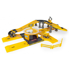 Игровой набор Стройка с дорогой 3,7 м + 3 машинки Kid Cars