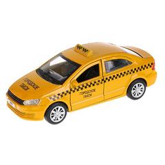 """Машина инерционная """"VW POLO ТАКСИ"""", 12 см"""